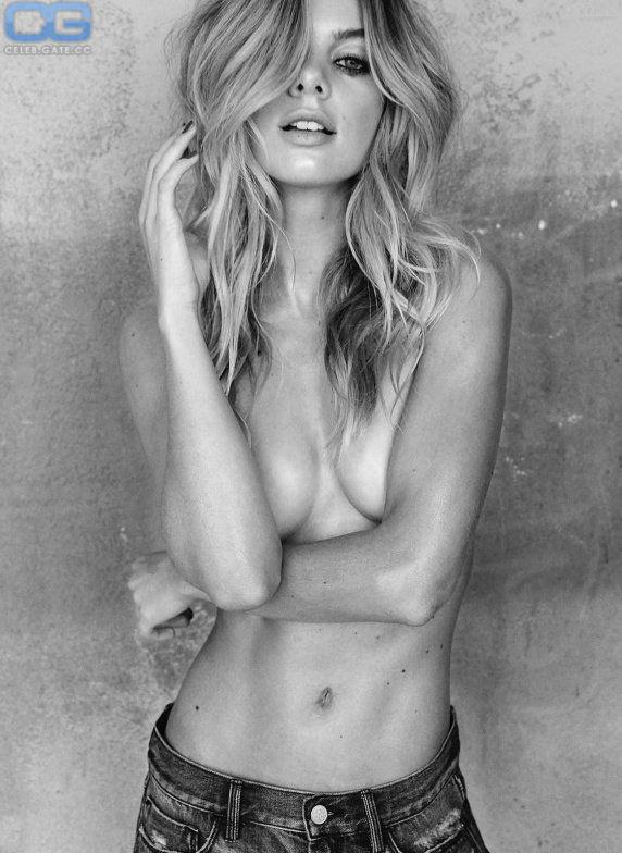 Hannah-Ann Sluss  nackt