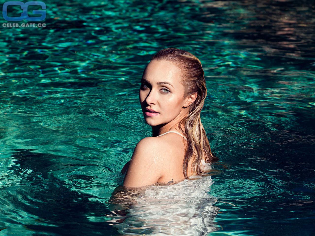 Hayden Panettiere nude