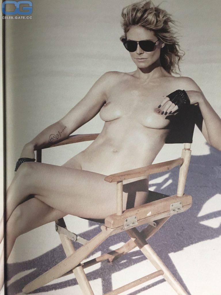 Heidi Klum Nacktfotos