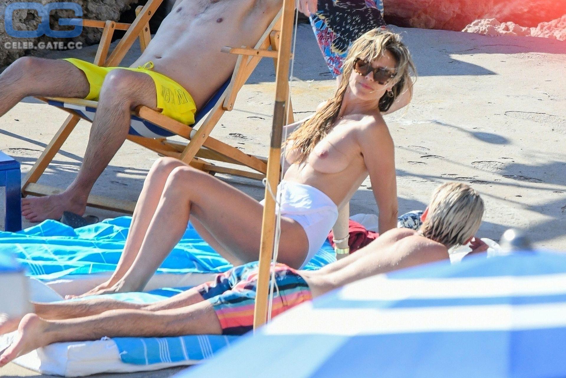 Nackt fakes klum heidi Heidi Klum