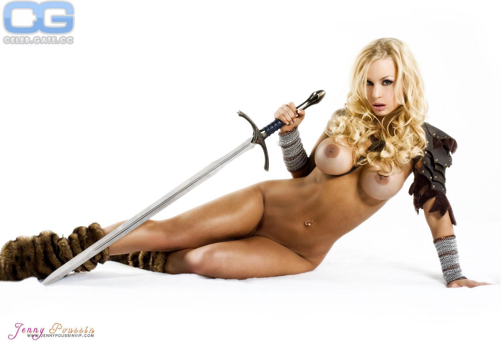 Jenny poussin naked