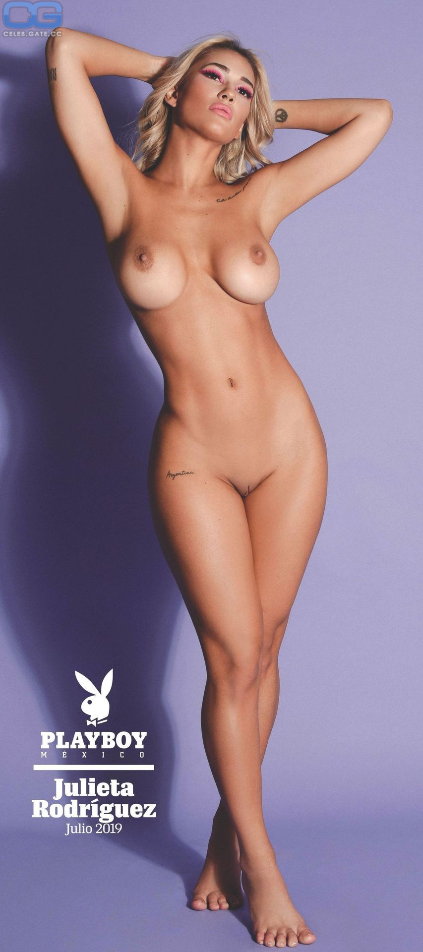Topless Celebrity Playboy Nudes Pic
