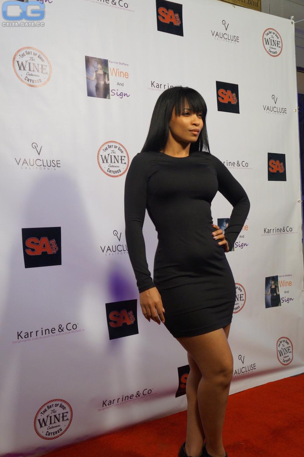 Nackt  Karrine Steffans What videos