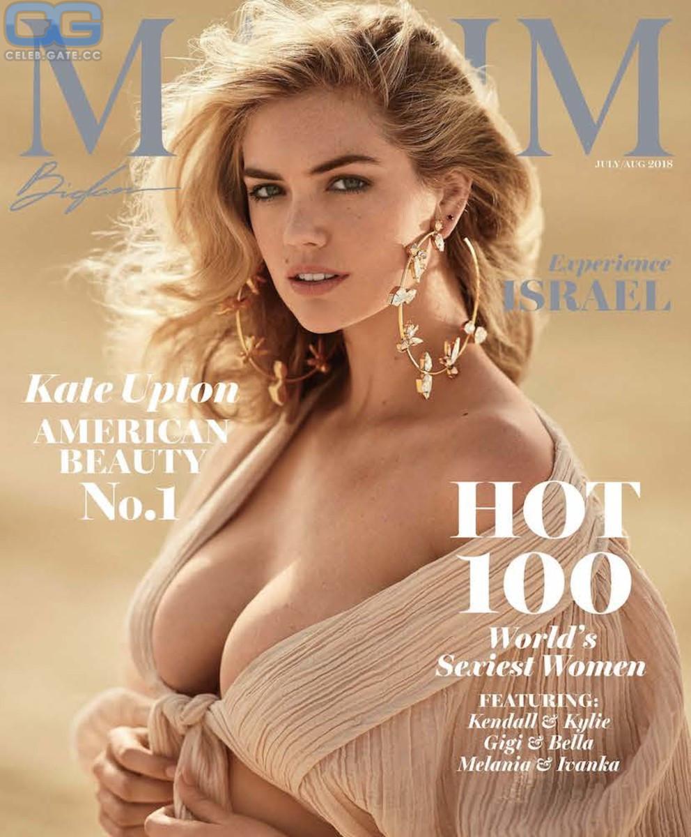 Kate nackt Upton Yahoo on