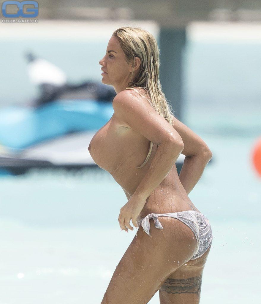 Katie Price naked