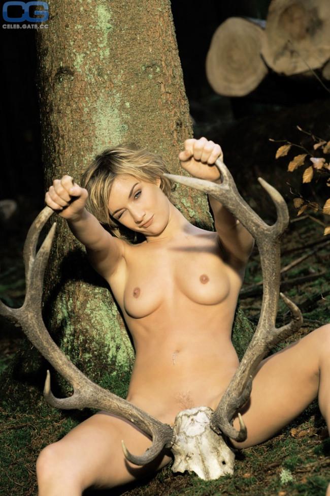 Katrien Schotte  nackt