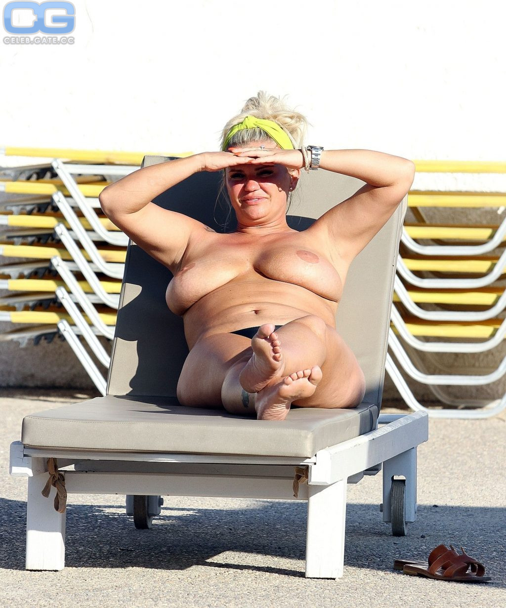 Nackt  Kerry McFadden Welcome to