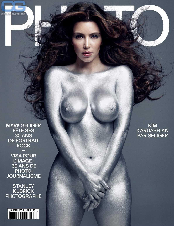 Every Nude Photo Of The Kardashians