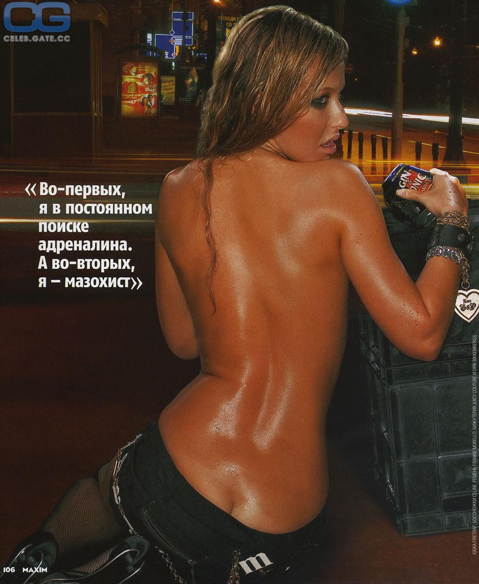 nackt Sobchak Ksenia Cora Schumacher