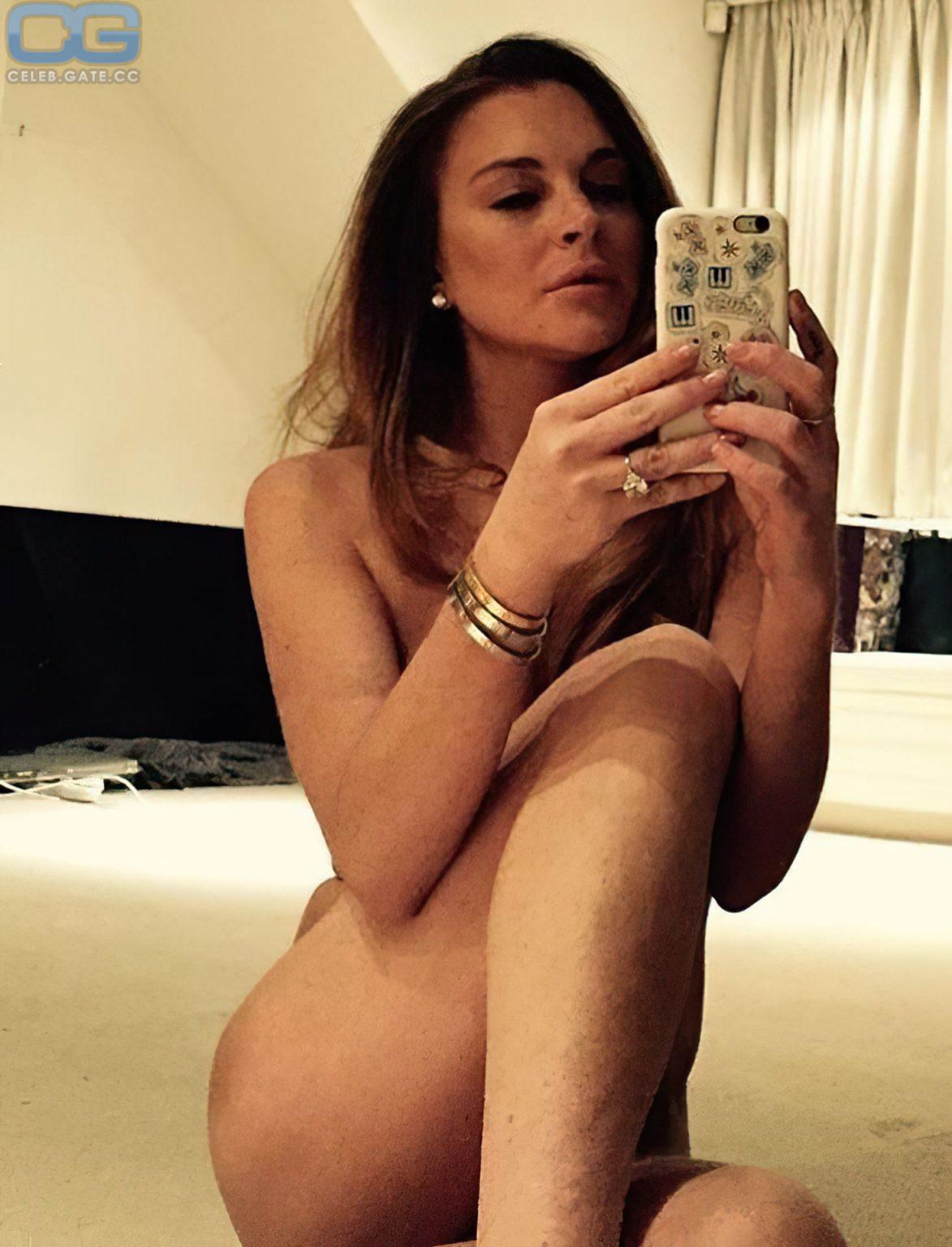 Lohan nacktbilder lindsay Katarina Witt