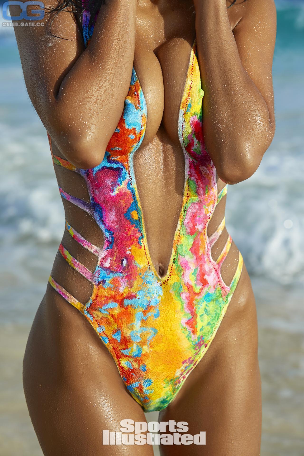 Lisa-Marie Jaftha  nackt