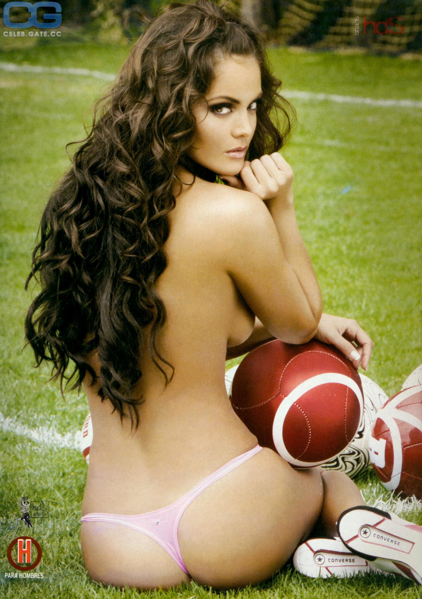 Marisol Gonzalez  nackt