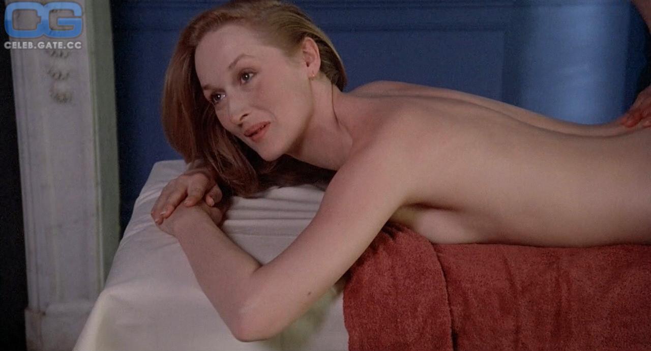 Meryl Marty  nackt