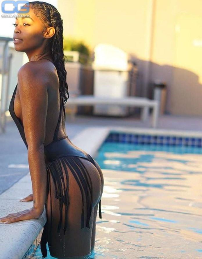Nafessa Williams Naked