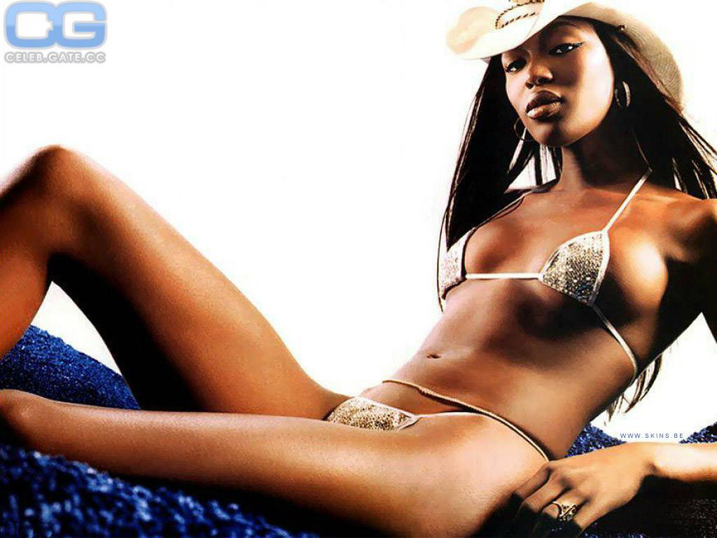 Harris  nackt Naomie 41 Hottest