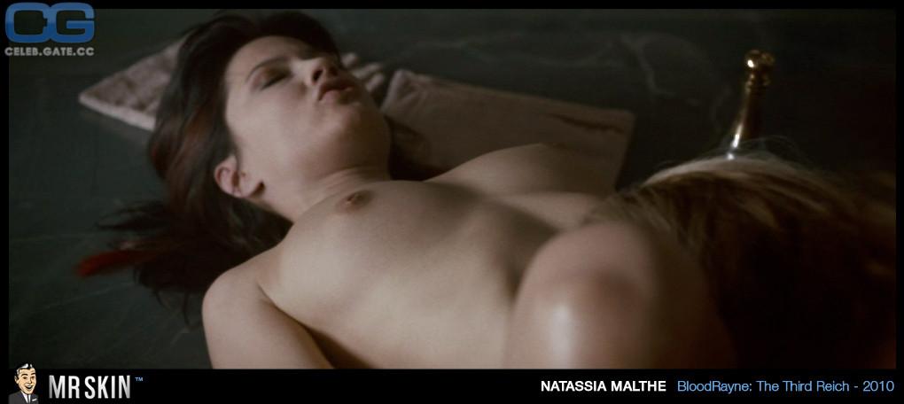 Nackt Natassia Malthe  Celebrity Affair,