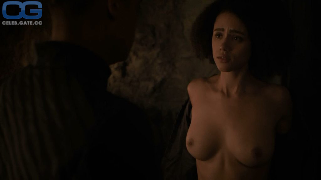 Nathalie Emmanuel  nackt