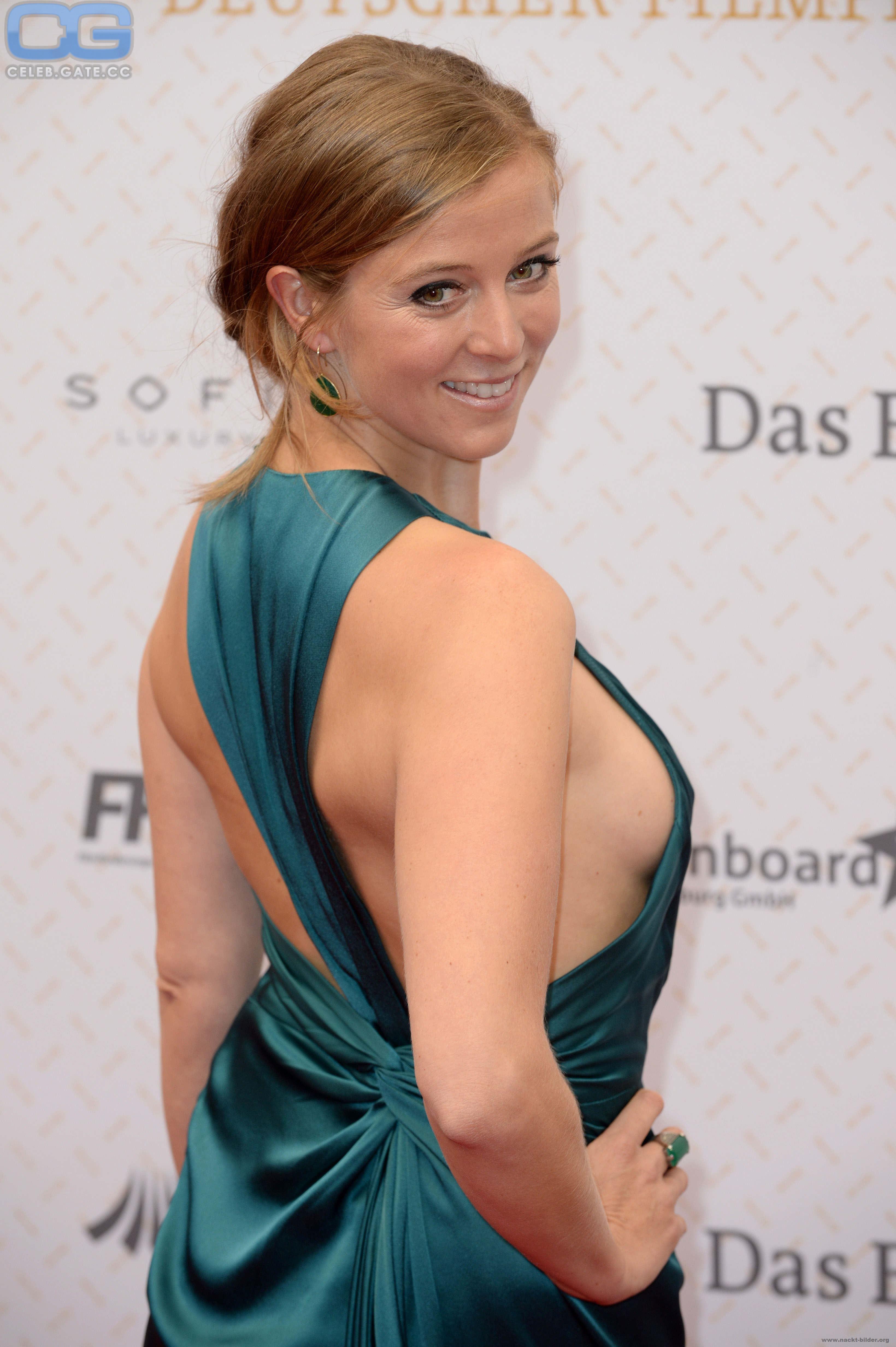 Nackt  Nina Eichinger Nina Eichinger