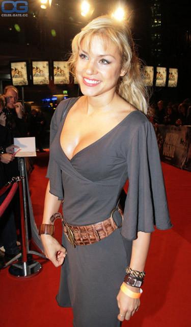 Nackt  Nina-Friederike Gnädig German Celebrity
