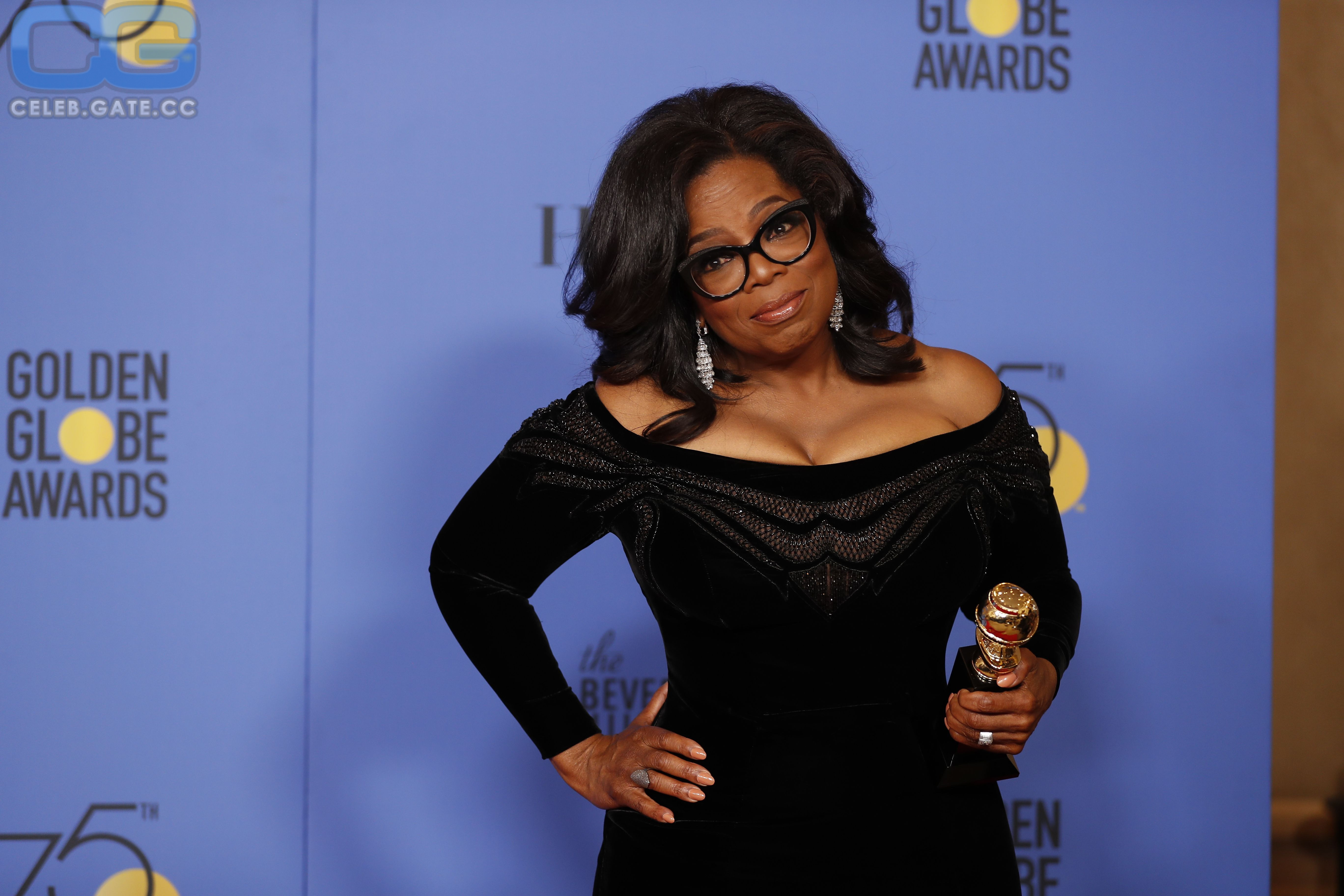 Winfrey  nackt Oprah Besides being