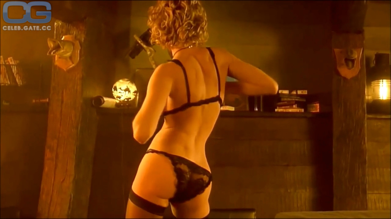 Romijn  nackt Rebecca Rebecca Romijn