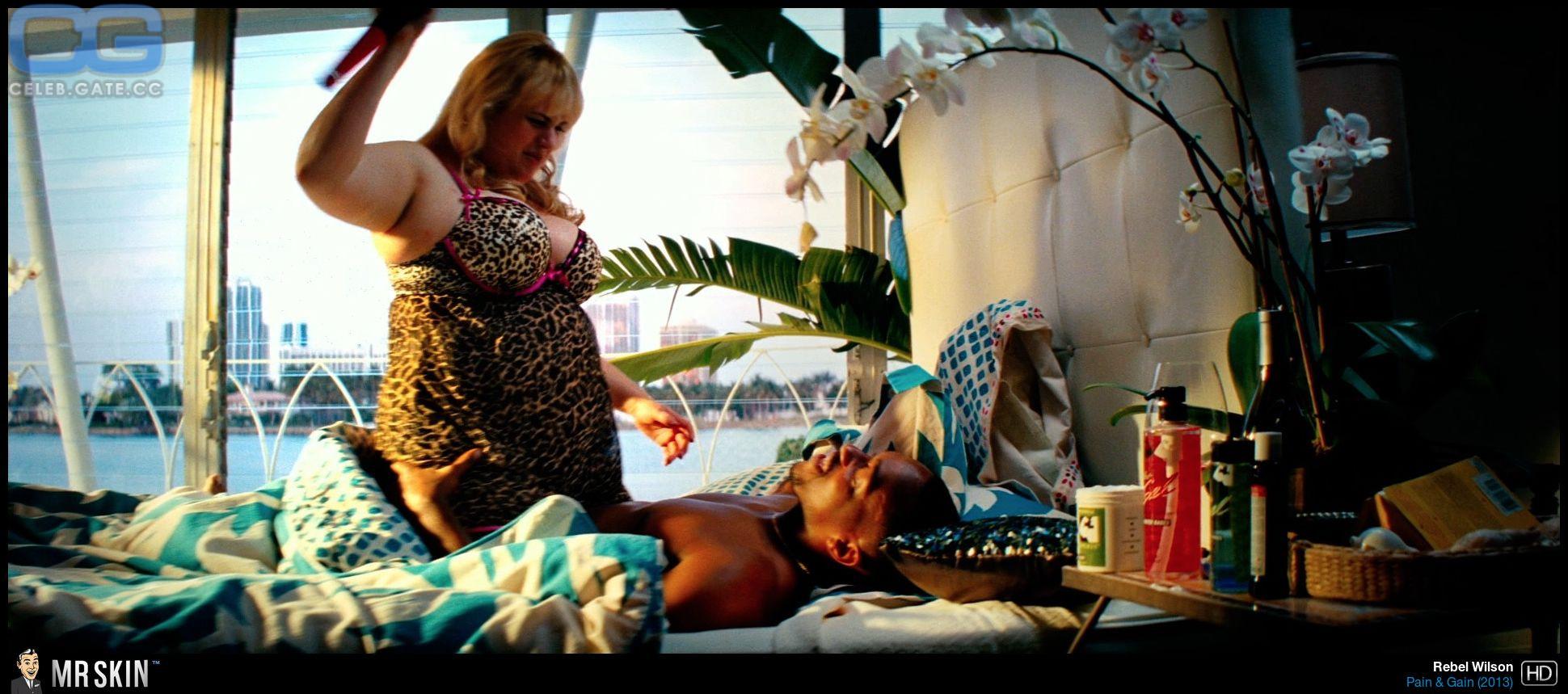 Nackt Rebel Wilson  Anna Kendrick/Brittany
