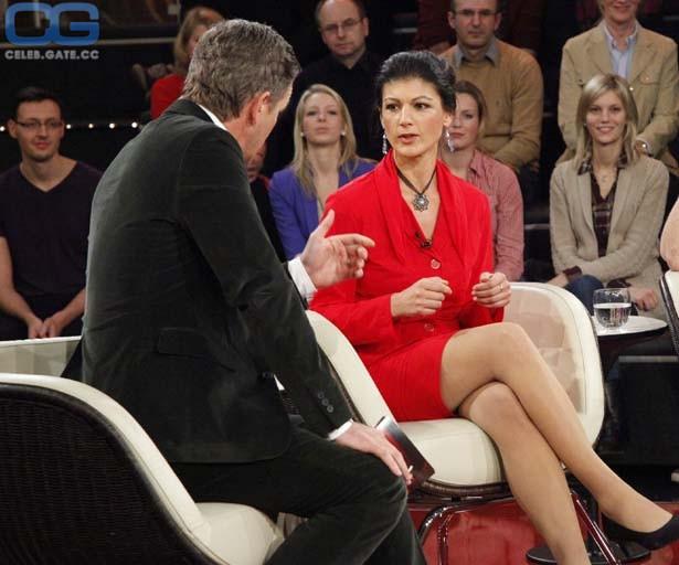 Wagenknecht nackt sarah Before you