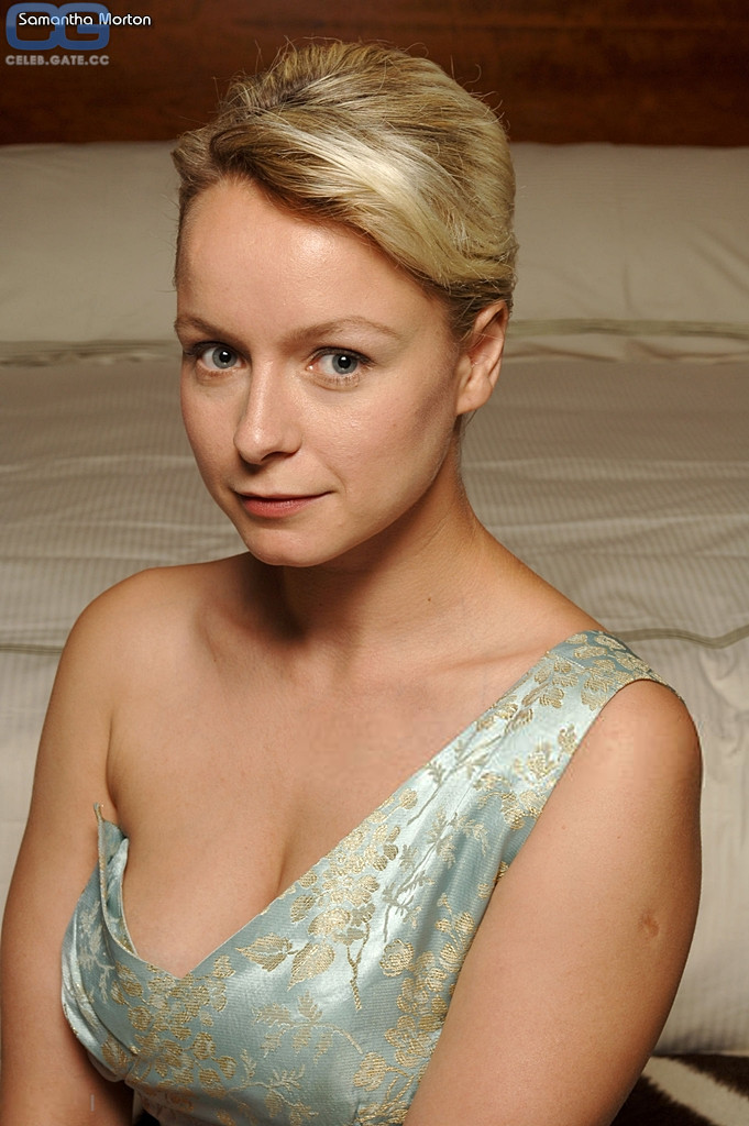 Samantha Morton  nackt