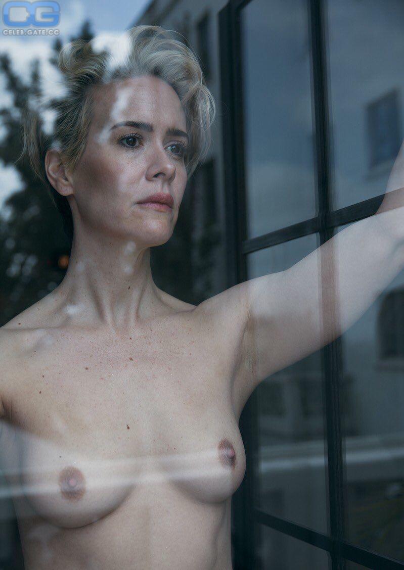 Sarah Paulson  nackt