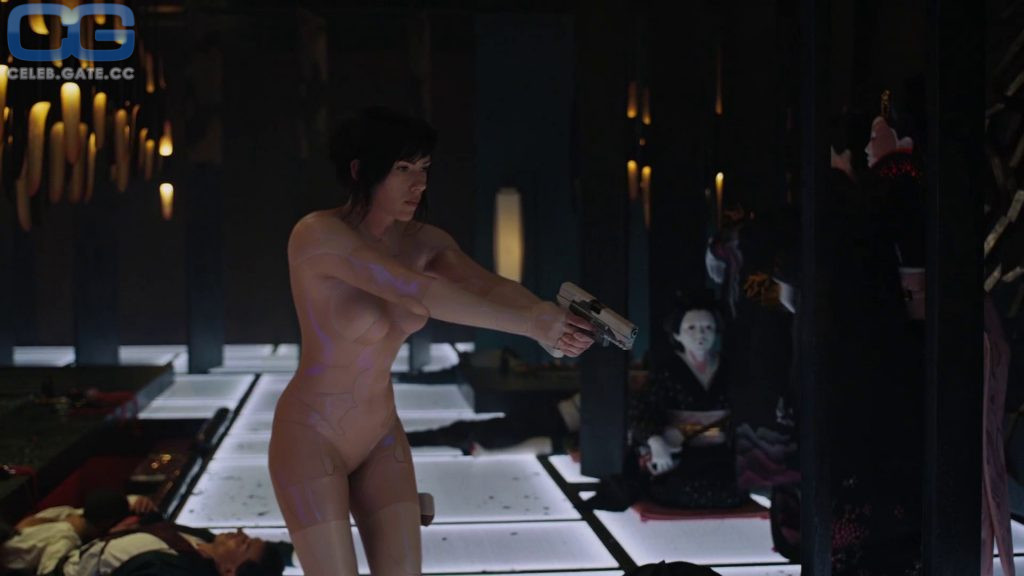 Scarlett nackt Johansson Scarlett Johansson