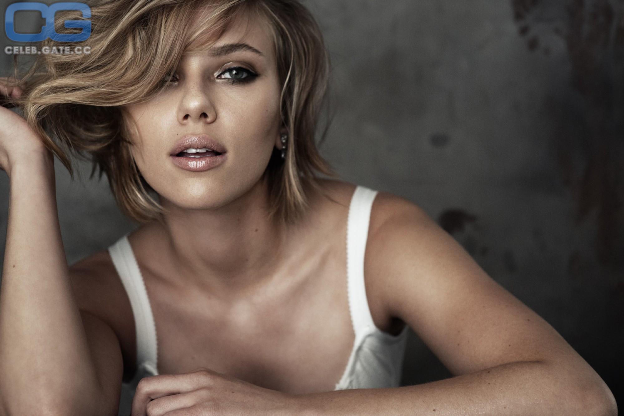 Scarlett johansson sexy nackt