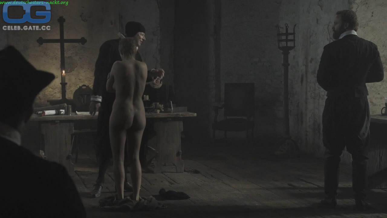 Silke Bodenbender  nackt