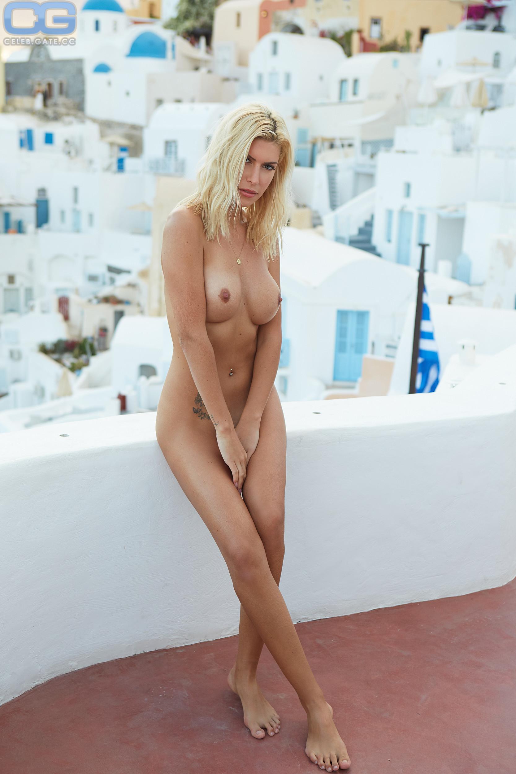 Tanja Brockmann Topless