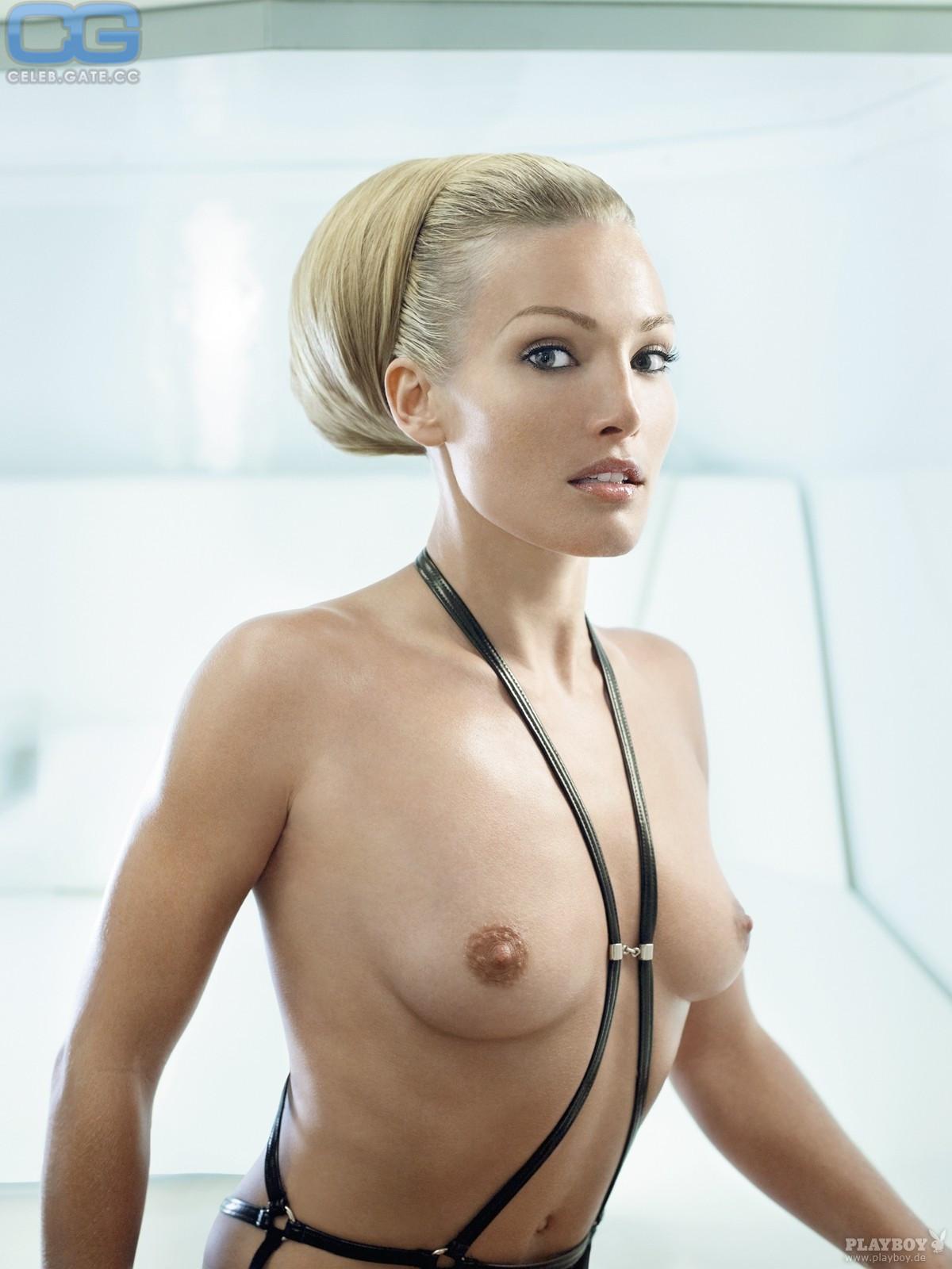 Tanja Wenzel  nackt