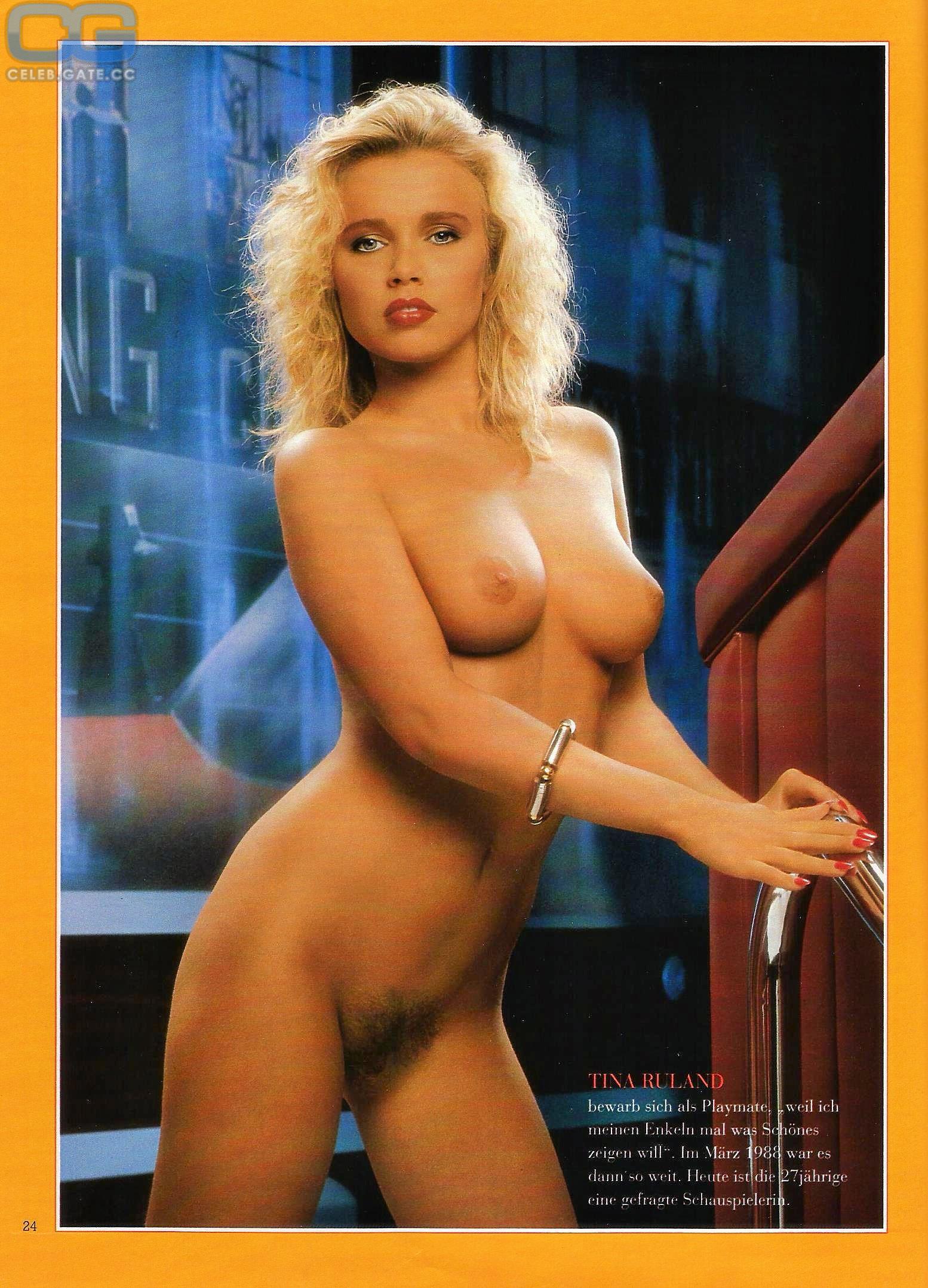 Tina ruland naked