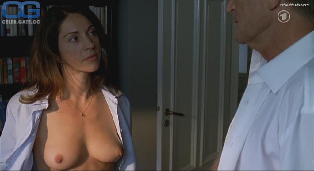 Ulrike Folkerts  nackt