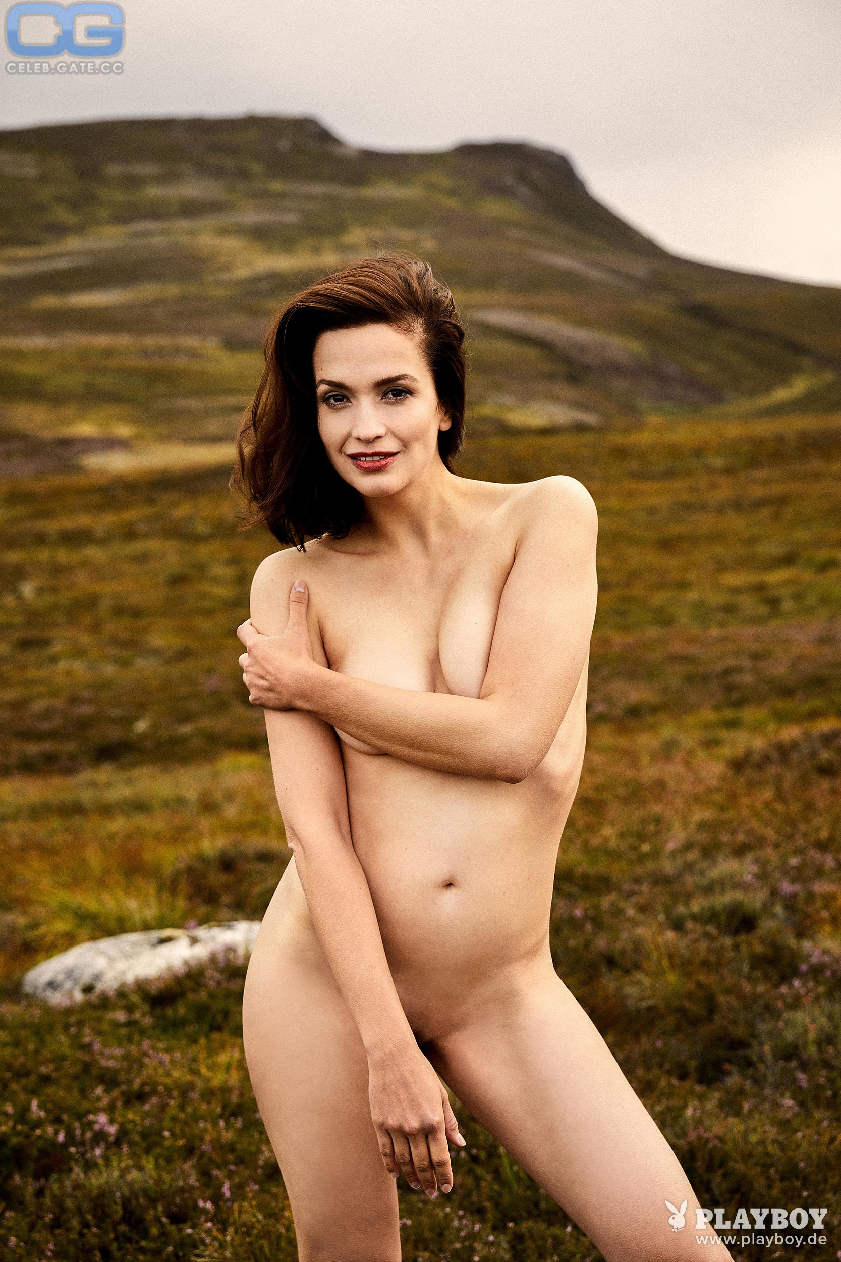 Nackt ulrike playboy frank Nudity in