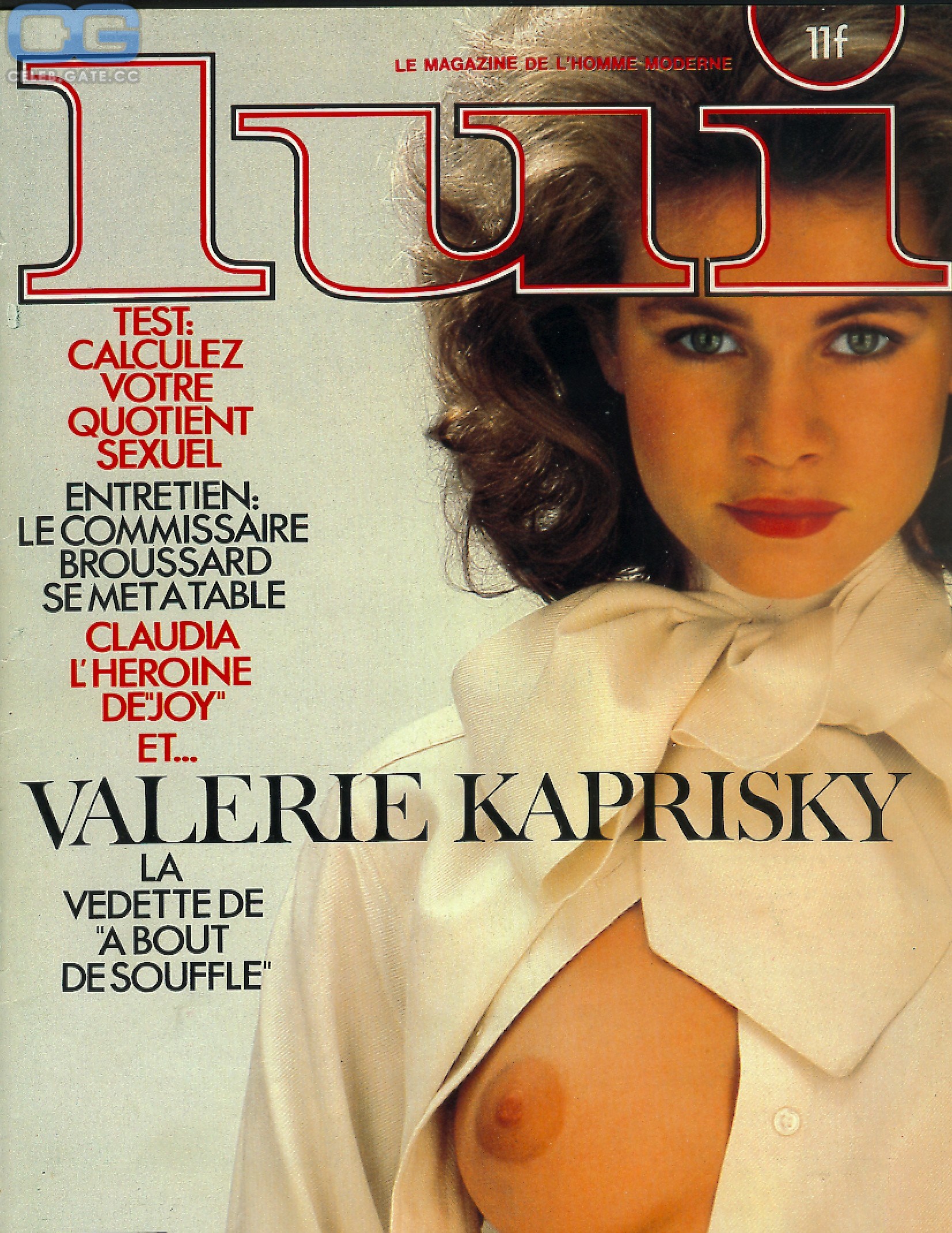 Kaprisky  nackt Valérie Valérie Kaprisky
