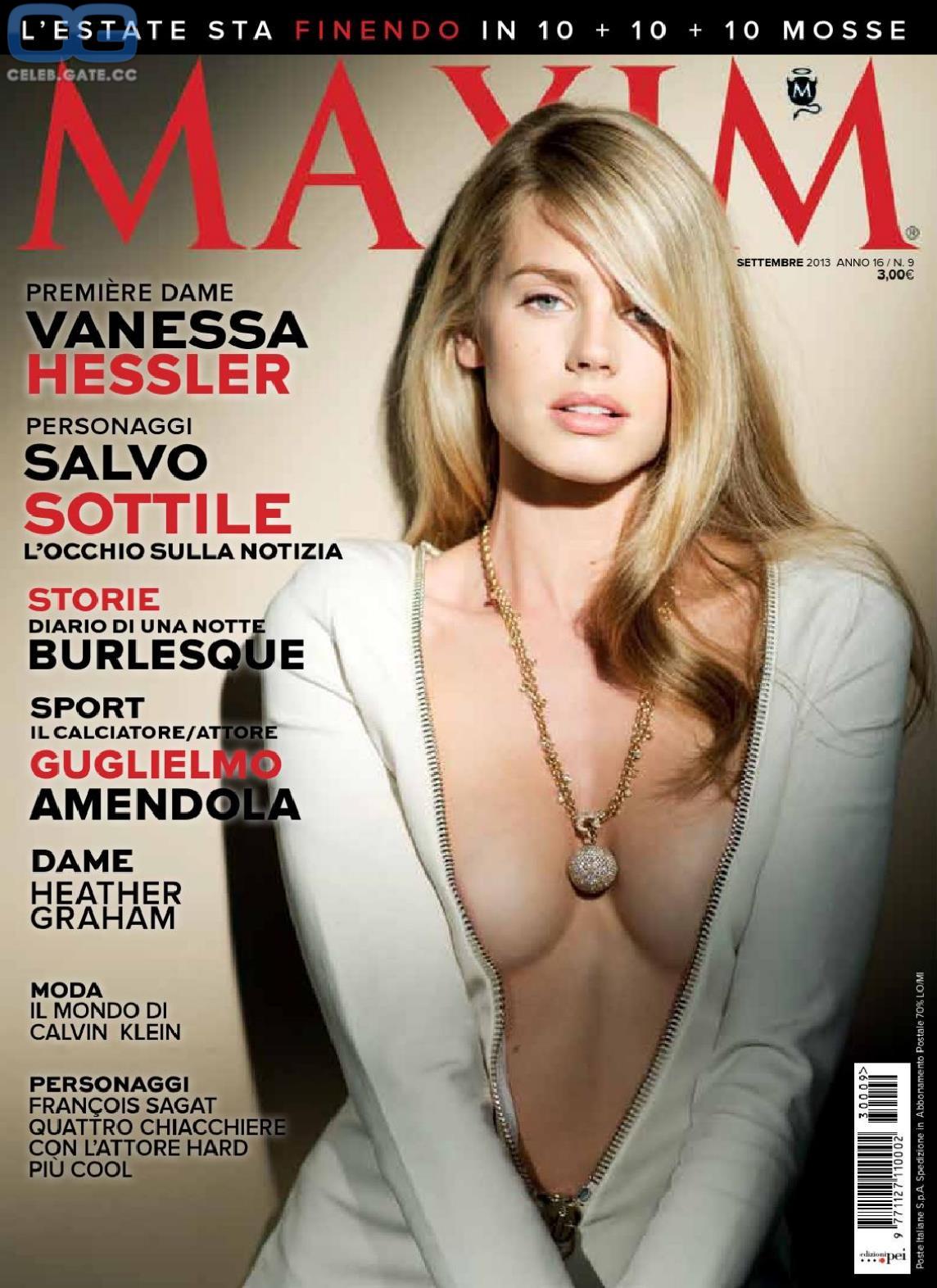 Vanessa cool nackt
