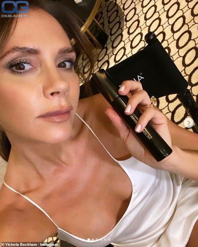 Victoria nackt Beckham Sexy Victoria