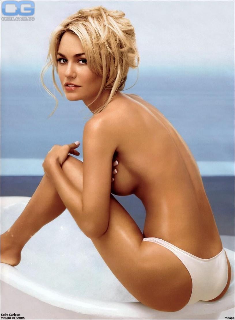 Any nude photos of kelly carlson