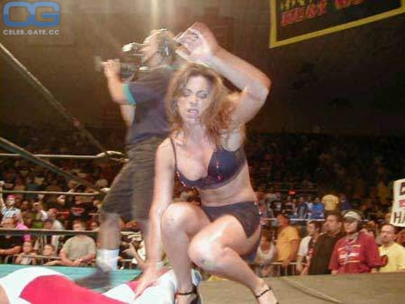 Pity, that wrestler dawn marie nude