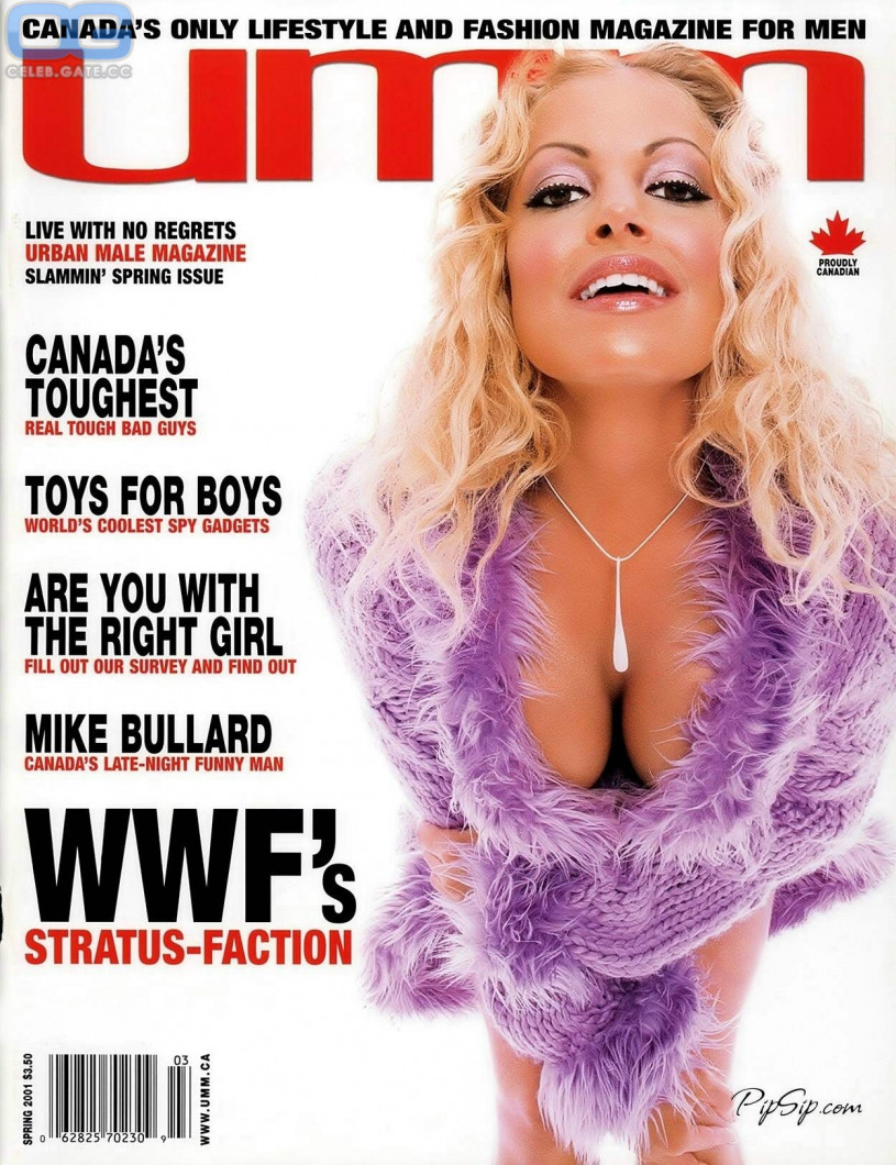 naked pictures of trish stratus