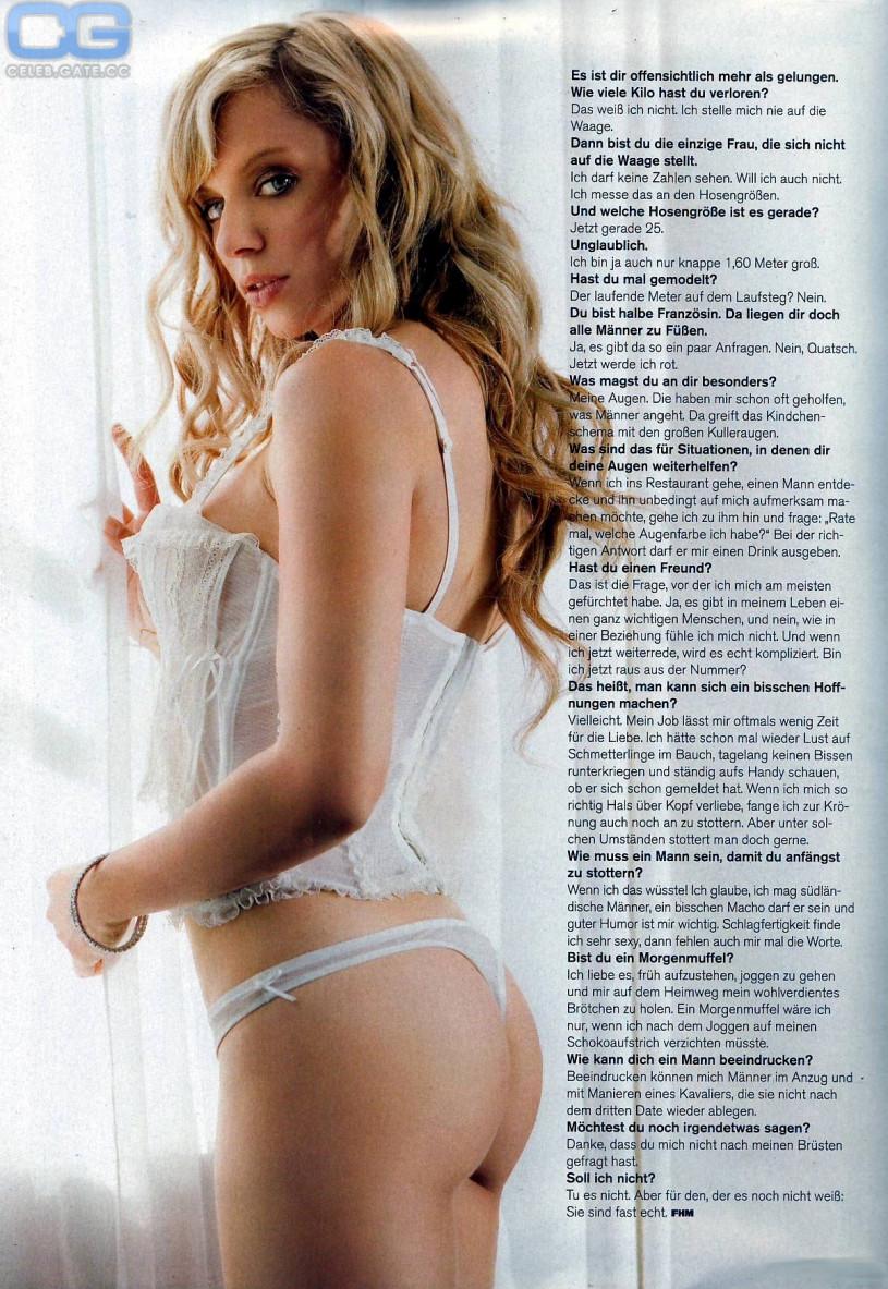 Juliette Nackt