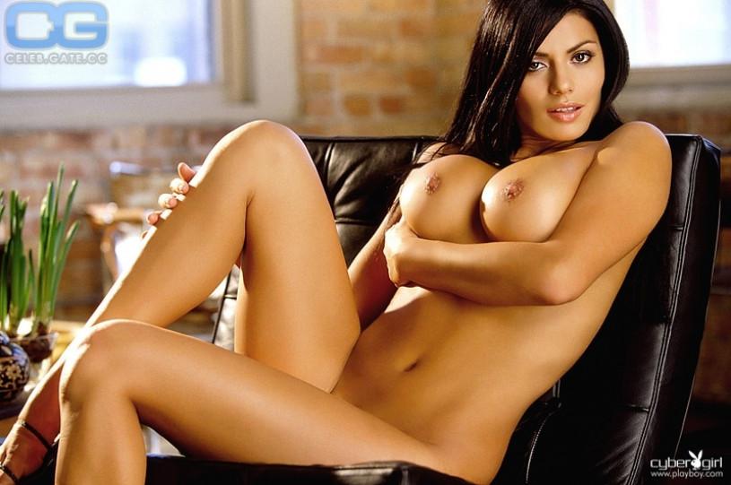 nude Playboy melissa puente