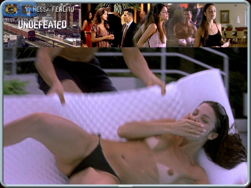 nude Vanessa ferlito