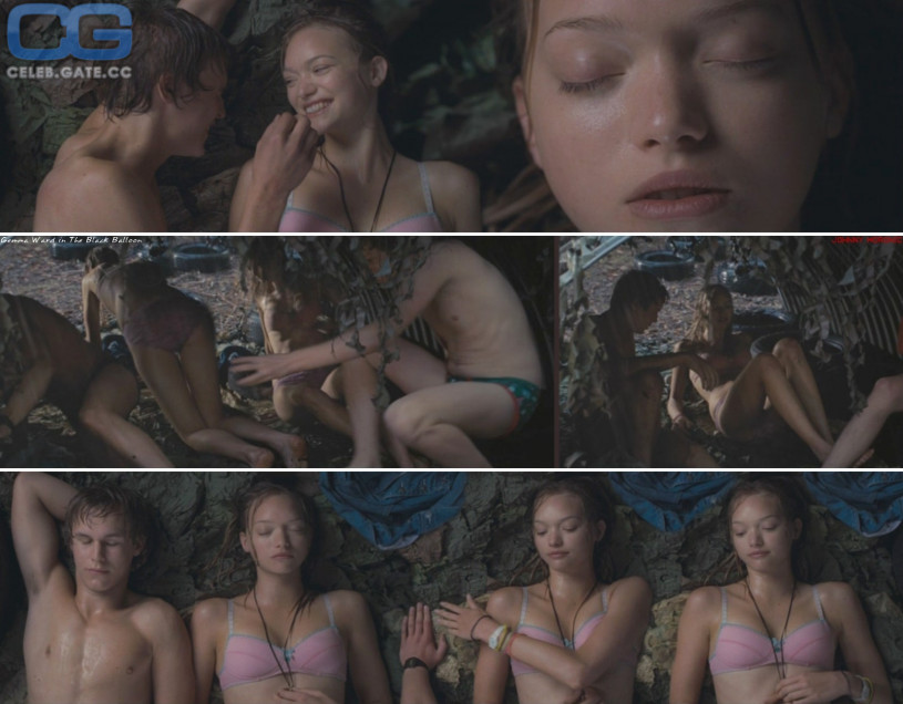 Gemma nude ward