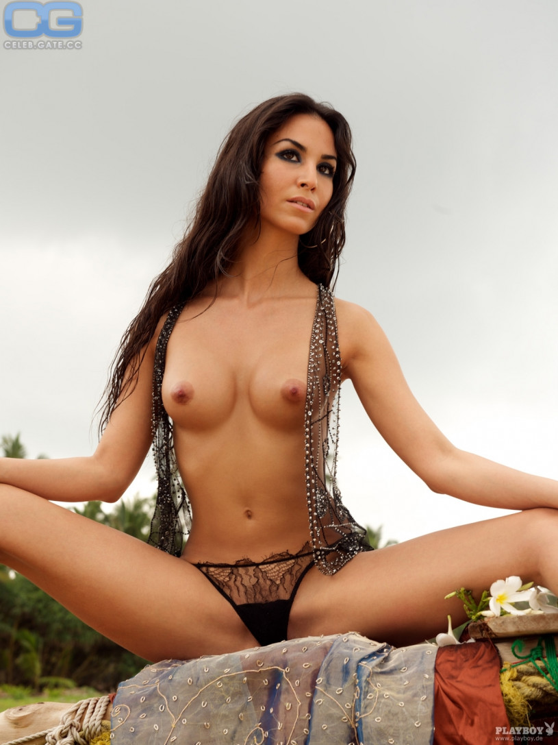 Nude latina playboy
