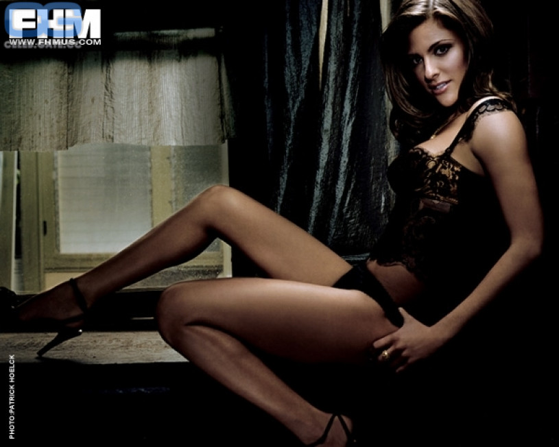 Pity, Jill wagner nude n naked consider