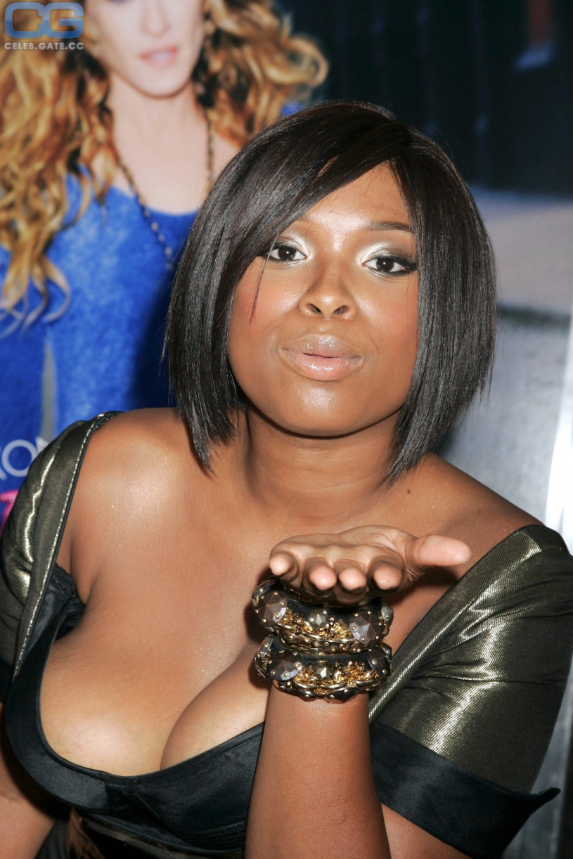 Jennifer Hudson Nude, Pictures, Photos, Playboy, Naked -2989